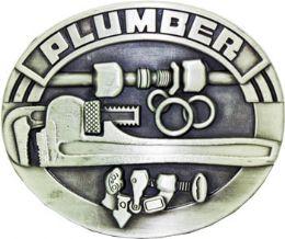 24 Units of Plumber Belt Buckle - Belt Buckles