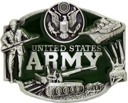 24 Units of Us Army Belt Buckle - Belt Buckles