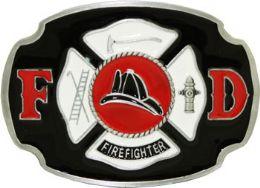 24 Units of Fire Department - Belt Buckles