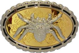 24 Units of Spider Belt Buckle - Belt Buckles
