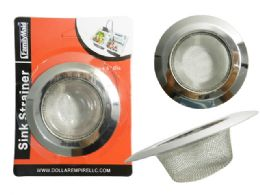 72 Units of Sink Strainer - Strainers & Funnels