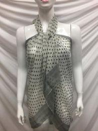 12 Units of Ladies Summer Fashion Beach Wear / Scarf - Womens Fashion Scarves