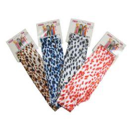 72 Units of Polyester MultI-Use Fashion Scarf - Womens Fashion Scarves