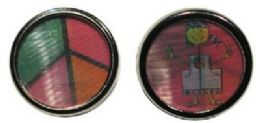 36 Units of Holographic Flicker Pins - Jewelry & Accessories
