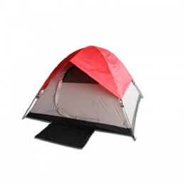 2 Units of 3 Man Camping Tent - Camping Sleeping Bags