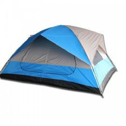 7 Person Camping Tent - Family Sized - Camping Sleeping Bags