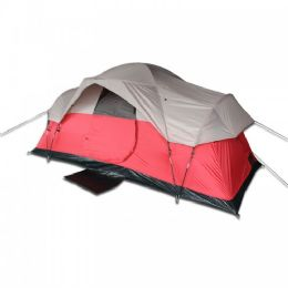Barton Outdoors 6 Person Camping Tent - Camping Sleeping Bags