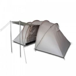 Camping Tent With Two Rooms - Camping Sleeping Bags