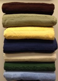 24 Units of Majestic Luxury Bath Towels 27 x 52 Hunter Green - Bath Towels