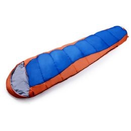 3 Units of Sleeping Bag Available in Blue/Orange or Pink/Gray - Camping Sleeping Bags