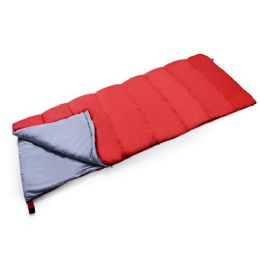 3 Units of Rectangular Sleeping Bag - Camping Sleeping Bags