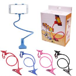 72 Units of Phone Holder Mix Color - Cell Phone Accessories