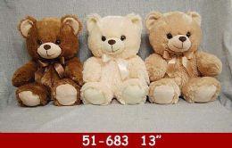 "12 Units of 13"" Hug Bear - Plush Toys"
