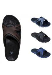 48 Units of Men's Beach Sandals - Men's Flip Flops and Sandals