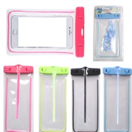 36 Units of Water Proof Phone Bag - Cell Phone Accessories