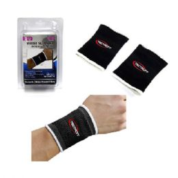 72 Units of 2 Piece Wrist Support - Bandages and Support Wraps