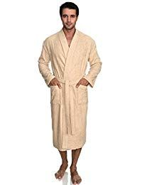 4 Units of Premium Quality Bath Robes in Robe in Beige - Bath Robes