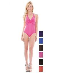 36 Units of 1 PIECE SWIMSUIT ON HANGER - Womens Swimwear