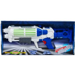 12 Units of WATER GUN WITH PUMP ACTION IN OPEN BOX - Beach Toys