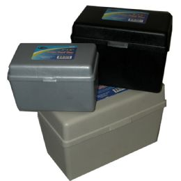 18 Units of Index Card Box, Nested, 3 Pk 1 Each Of 3x5, 4x6, 5x8 - Labels ,Cards and Index Cards