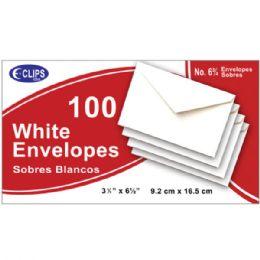 48 Units of Envelopes, # 10, 100 Ct. - Envelopes