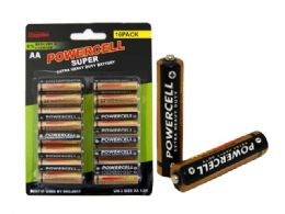 48 Units of 16pc Aa Batteries - Batteries