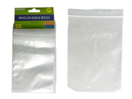 144 Units of 30 Piece Reclosable Bags - Bags Of All Types