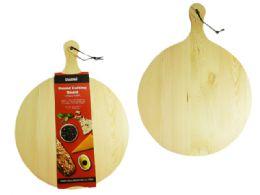 24 Units of Round Cutting Board - Cutting Boards