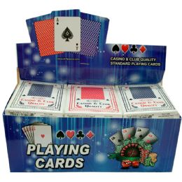 60 Units of Playing Cards, 5 Inners Of 12 - Playing Cards, Dice & Poker