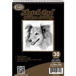 """36 Units of 30 Sheet Sketch Pad - 5.75"""" X 8.25"""" - Sketch, Tracing, Drawing & Doodle Pads"""