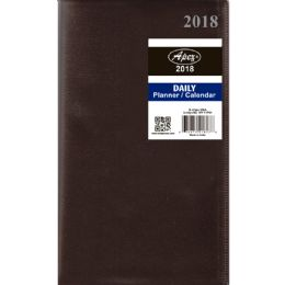 48 Units of 2018 Daily Planner 3.5x5 Asst. Colors - Calendars & Planners