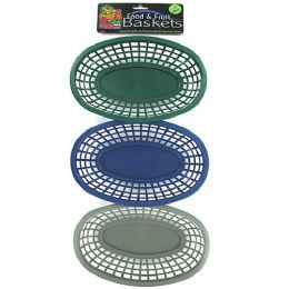 72 Units of Oval Food Basket - Baskets