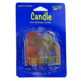 288 Units of Top Secret Candle - Candles & Accessories