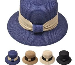 24 Units of Enticing High Quality Woman Bucket Hat - Bucket Hats