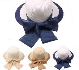 24 Units of Womens Summer Sun Hat - Sun Hats