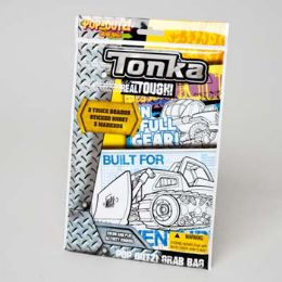 96 Units of Art Boards Tonka Popoutz! Markers,stkrs,popout Characters