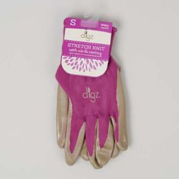 144 Units of Gloves Womens Small Nitrite Coated Wtr Resistant Digz - Kitchen Gloves