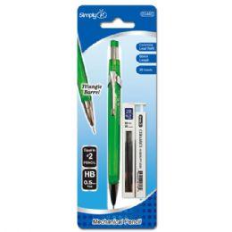 96 Units of Mechanical pencil w/lead refill 0.5mm - Pencils