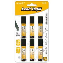 96 Units of Lead Refill For Pencils - Pencils