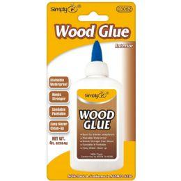 144 Units of Wood Glue - Glue Office and School