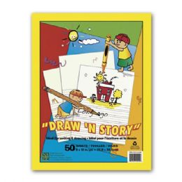108 Units of Draw'n story - Coloring & Activity Books