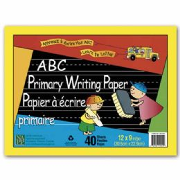 108 Units of ABC writing pad Forty count - Sketch, Tracing, Drawing & Doodle Pads