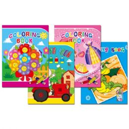 48 Units of coloring book assorted - Coloring & Activity Books