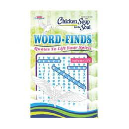 144 Units of Chicken soup word find - Crosswords, Dictionaries, Puzzle books