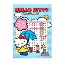 96 Units of Hello kitty word finds - Crosswords, Dictionaries, Puzzle books