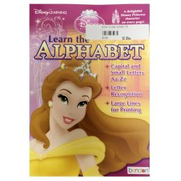 96 Units of Disney princess alphabet - Educational Toys