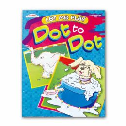 160 Units of Let me play dot to dot - Crosswords, Dictionaries, Puzzle books
