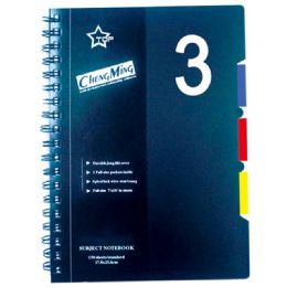 96 Units of Spiral Fat Notebook 100 Pages - Note Books & Writing Pads