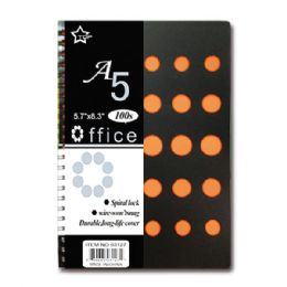 """96 Units of Note book 8.5x6""""/100 page - Notebooks"""