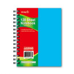 """96 Units of Notebook 5x7""""/120 page - Notebooks"""
